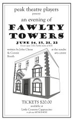 An evening of Fawlty Towers