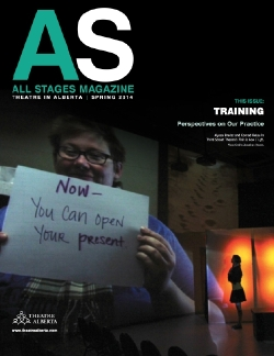 All Stages Magazine - Spring 2014 - Training